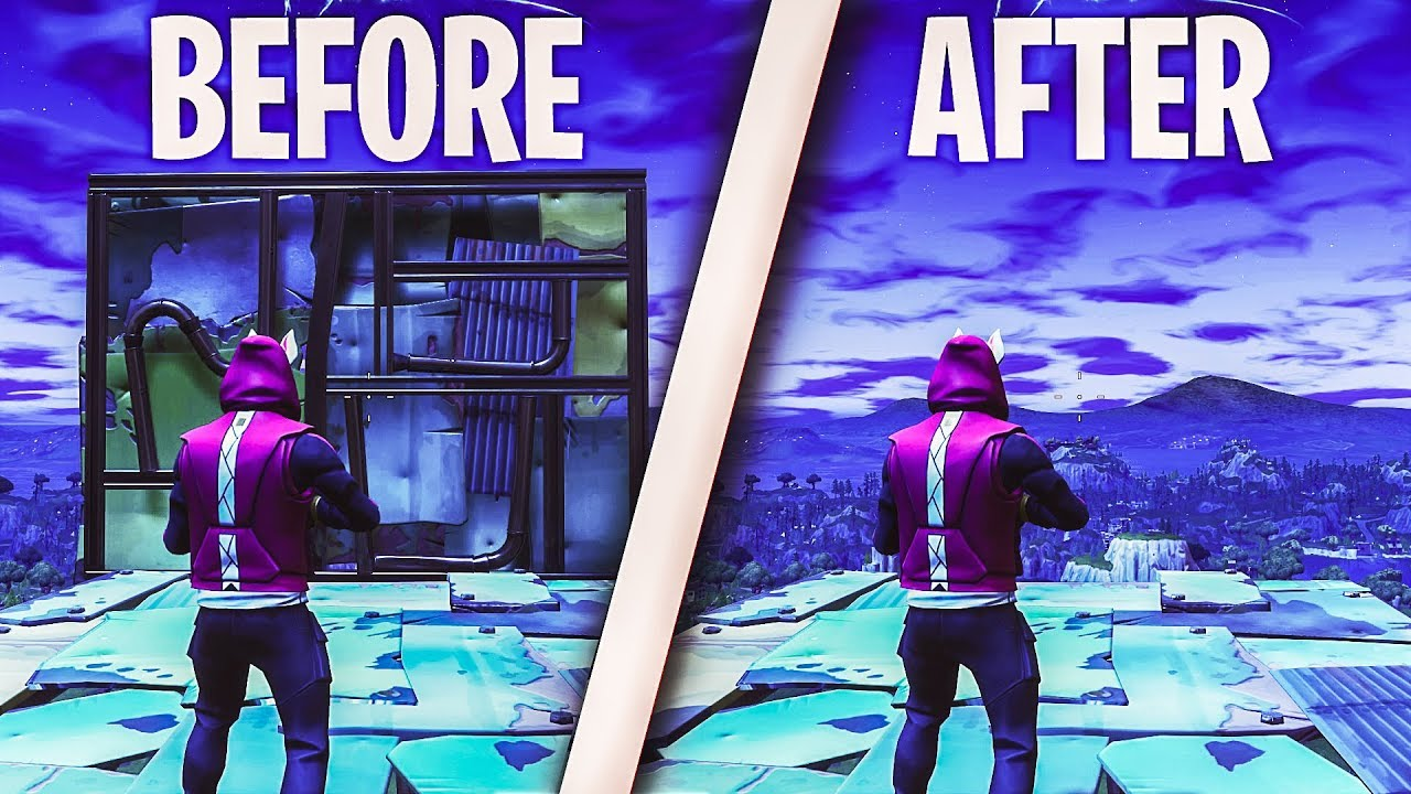 how to build walls in fortnite