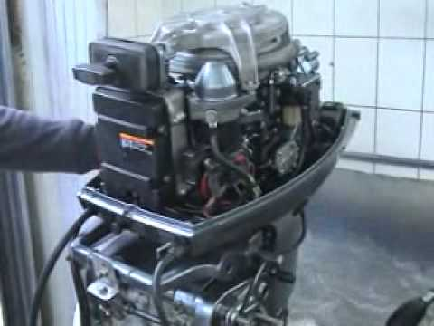 Yamaha 40hp Cv Motox Lt Youtube