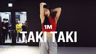 DJ Snake - Taki Taki Ft. Selena Gomez, Ozuna, Cardi B / Sieun Lee Choreography