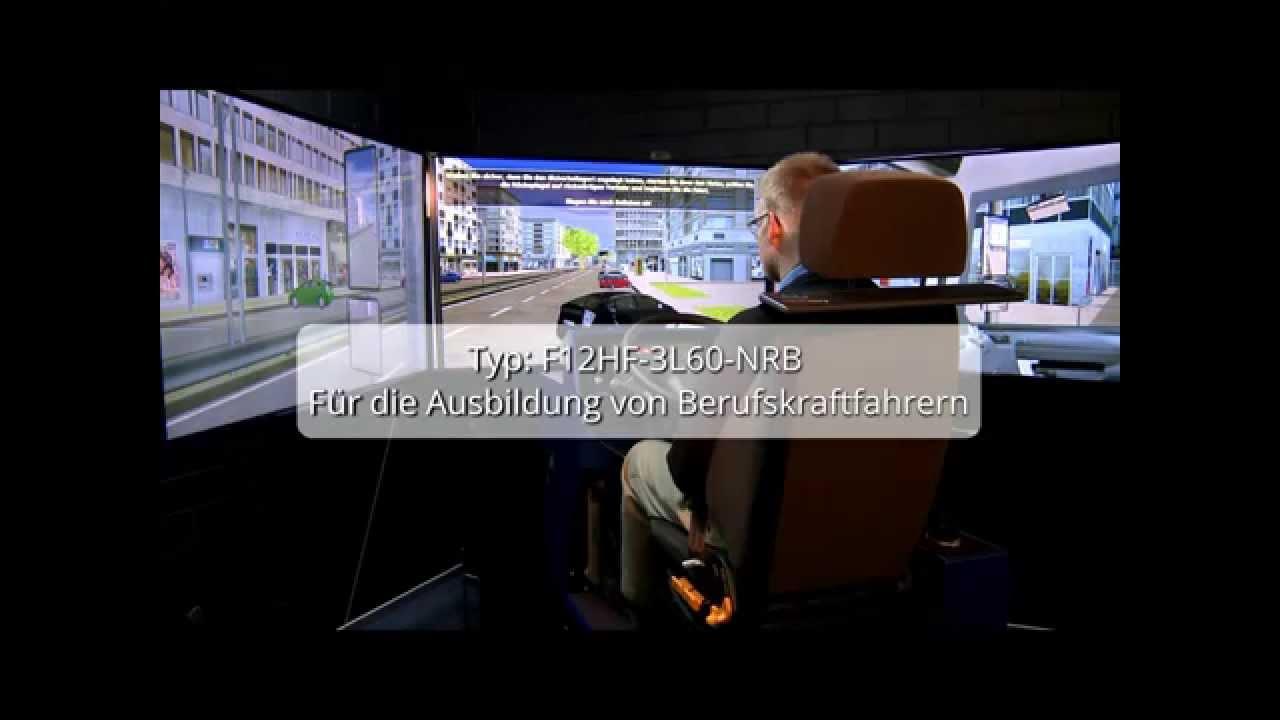 Simulator Lkw