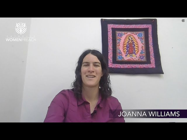 Joanna Williams Preaches for the Second Sunday in Easter