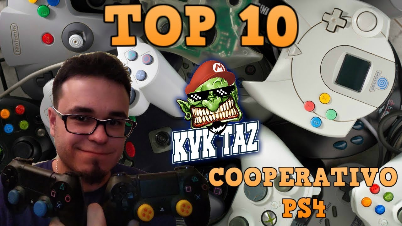 Top 10 Juegos Cooperativos Ps4 Offline 2018 Youtube