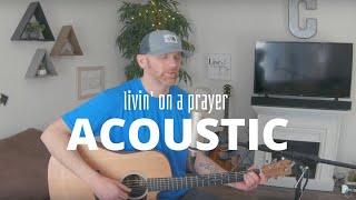 Derek Cate - Livin On A Prayer (Bon Jovi Cover)