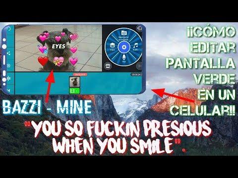 """Cómo Hacer El Video De Efecto """"Bazzi Mine"""" (Android)."""