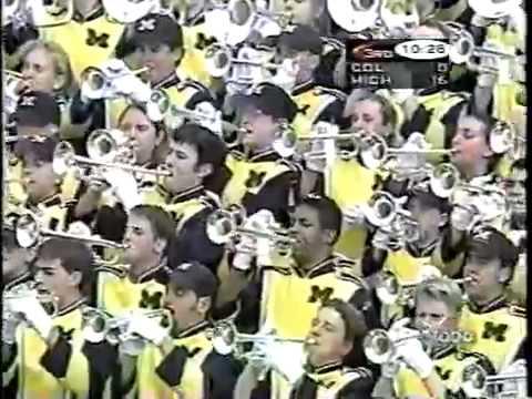1997 Michigan vs. Colorado