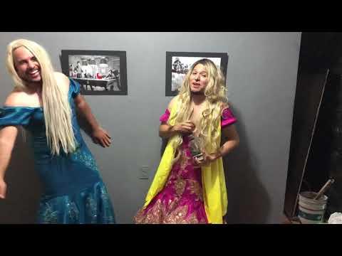 Gagis y Britny - Mariposas de Barrio