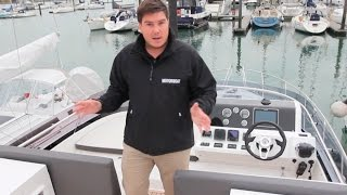 Galeon 420 Fly from Motor Boat & Yachting