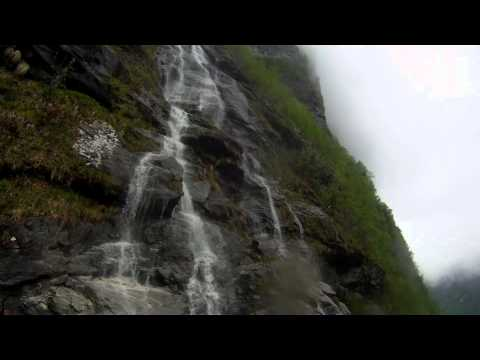 GoPro Sjøspretten tur til Geirangerfjorden