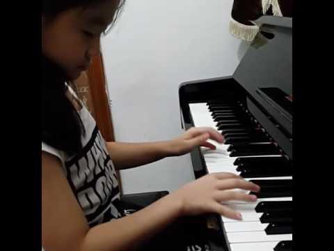 Jane Callista I Piano I Syncopation I Christmas Song