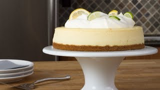 Lemon-lime Cheesecake