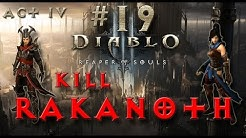 "Diablo 3 Adventure Mode Co op Gameplay, Bounty Farming #19 ""Kill Rakanoth"""