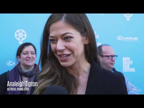 Analeigh Tipton on the Red Carpet | NVFF17 Rising Star