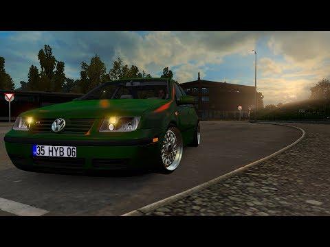 Volkswagen Bora 2004 v6 - ETS2[1.35][Euro Truck Simulator 2]