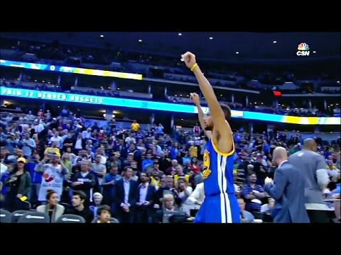 Warriors 2016-17: Game 9 VS Nuggets