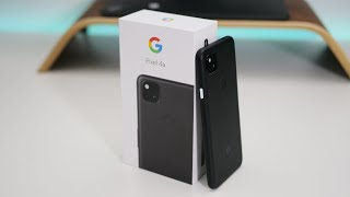 Google Pixel 4a Review Videos
