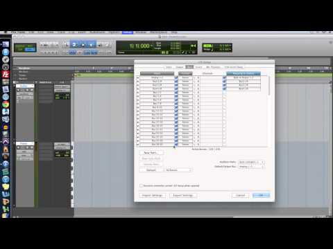 Pro Tools 10 - Getting Started with Audio Tracks, Instrument Tracks, and Playback Engine