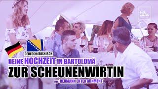 Hochzeit in Bartholomä | zur Scheunenwirtin mit DJ | by Neumann Entertainment