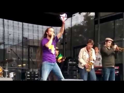 """Collie Herb & The Mighty Roots - """"C-Herb"""" live @ Afropfingsten (2015)"""
