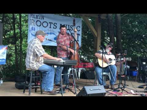 Jeff Little Trio, Elkin Roots Music Fest