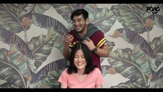 BLOOPERS - Beauty parlor during Miss Universe