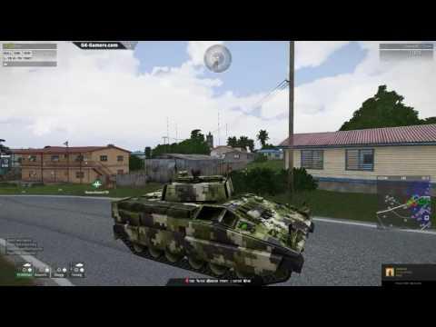 Arma 3 - G4 Wasteland Tanoa Live Stream 28 Dec Pt2