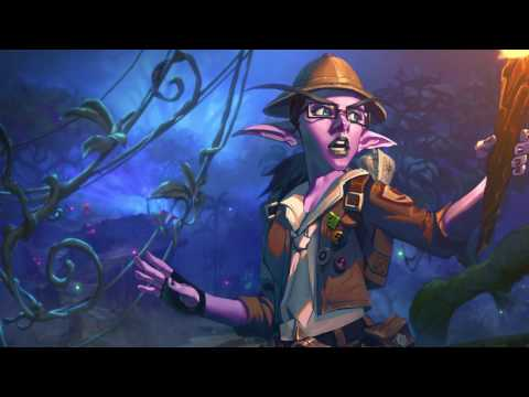 Journey to Un'Goro Cinematic Trailer