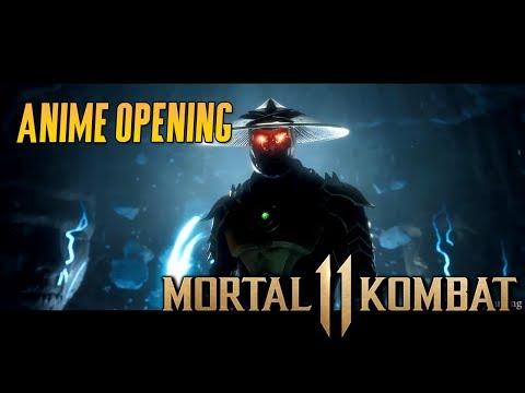 Mortal Kombat 11 Anime Style Opening 《如果真人快打11有日本开场动画》