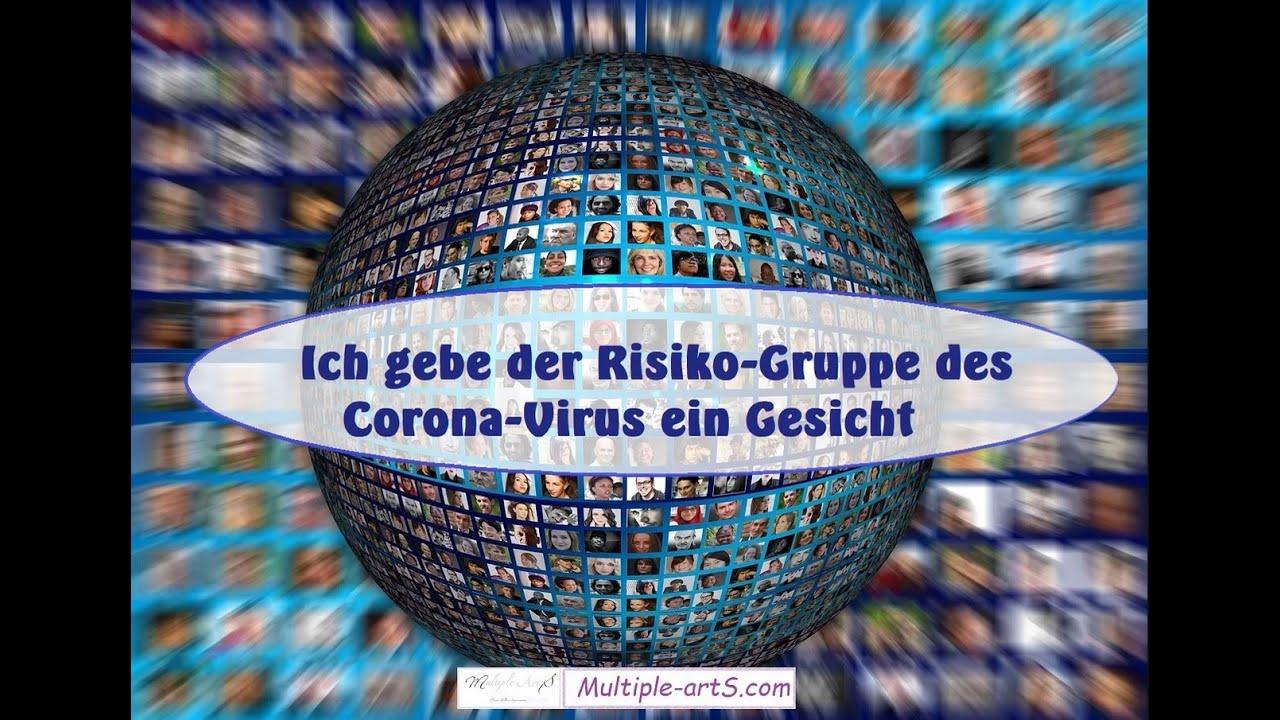 Corona Risiko Gruppe