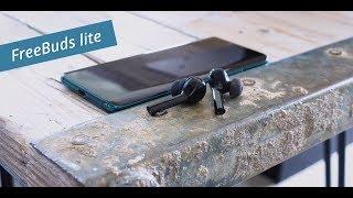 Test: Huawei FreeBuds lite - für mich nur im Mittelfeld | deutsch