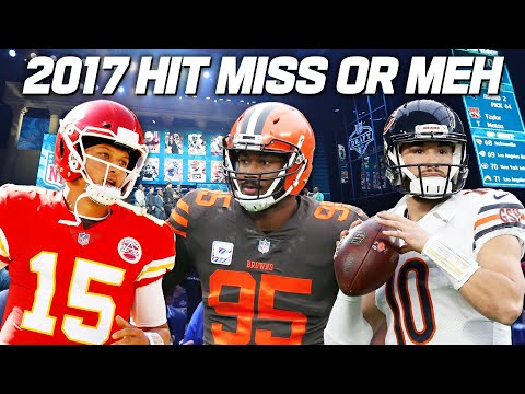 2017 Draft Hit, Miss, or Meh: Every 1st Round Pick!