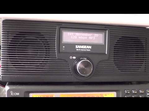 Radio Sweden podcast on WFR-20 and Internet browser