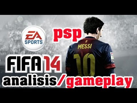 FIFA 14 psp (analisis/gameplay)
