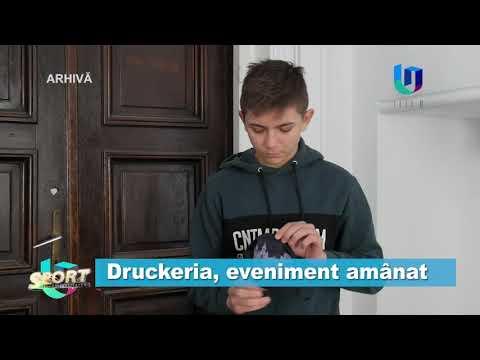 TeleU: Druckeria, eveniment amânat