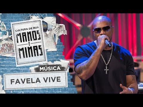 Favela vive - MV BILL