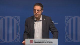Las cárceles catalanas proponen el segundo grado para los presos del 1-O