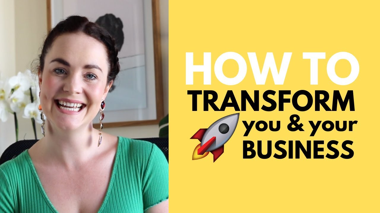 21 ideas for a business glow up whilst *stuck at home* ✅ 💻 | Productivity Hacks