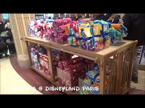 Disneyland Paris World of Disney Shop DisneyOpa