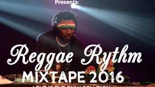Reggae Rythm Mixtape Feat. Jah  Cure,Sizzla, Capleton,Queen Ifrica,Luciano,Tarrus,Beres..(Oct.2016)