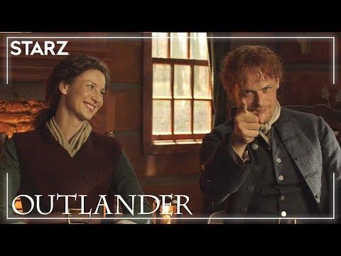 Outlander  Caitriona and Sam Read  Tweets  STARZ