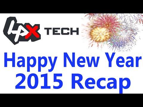 LPX 2015 Year End Recap