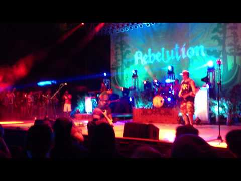 081013 Rebelution   Sky Is The Limit at SDSU Open Air Theatre
