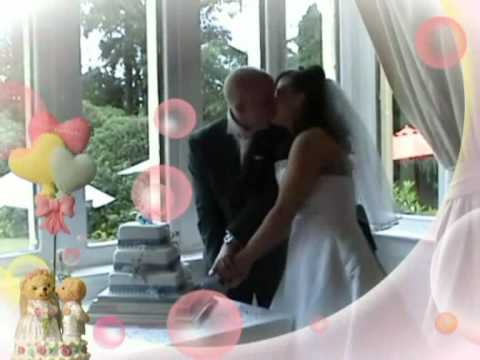 Lovely wedding Highley Manor Sussex
