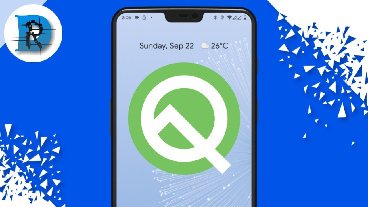 Oneplus 6 Android Q