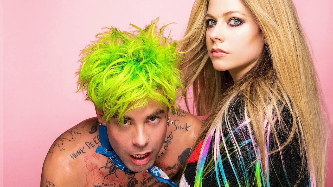 """Download MOD SUN - """"Flames"""" (Feat. Avril Lavigne) - OFFICIAL AUDIO"""