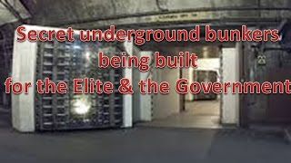 The rich are buying underground bunkers more than ever.