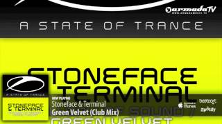 Stoneface & Terminal - Green Velvet (Club Mix)