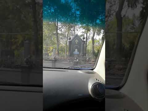 Кладбище в Ташкенте