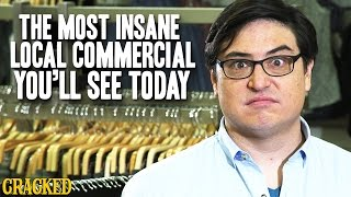 The Most Insane Local Commercial You'll See Today
