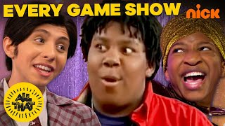 EVERY Single All That Game Show! | All That