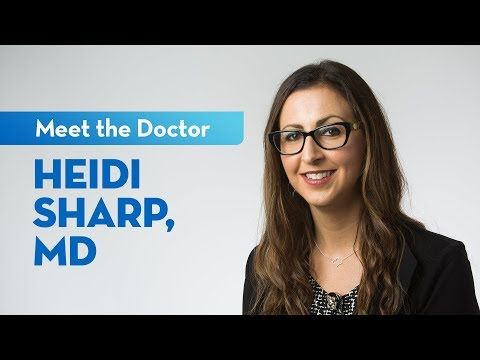 Meet Dr. Heidi Sharp — Family Medicine Physician At St. Elizabeth